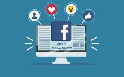 2018, une année de changement pour Facebook