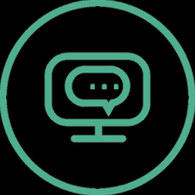 Chatbot et le livechat: deux services de messagerie instantanée